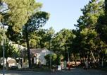 Camping avec Parc aquatique / toboggans Nyons - Camping La Pinède en Provence-1