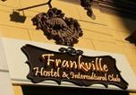 Hôtel Plátanos - Frankville Hostel-1