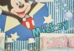 Location vacances Shanghai - Meisu Disneyland Apartment-4