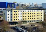 Hôtel Hythe - ibis budget Southampton Centre-1