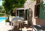 Location vacances Carqueiranne - Maison provençale piscine et plages-3