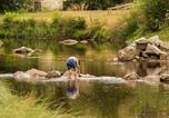 Camping avec Site nature Corrèze - Sites et Paysages Camping Aux Portes des Mille Sources-4