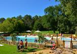 Camping avec Piscine Saint-Julien-en-Born - Camping La Clairiere-1