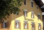 Hôtel Unken - Steinerwirt-2