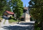 Location vacances Elbingerode (Harz) - Holiday home Mit Dem Turm 2-4