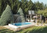 Location vacances Litomyšl - Holiday Home Bohunovice with Fireplace Xiii-4