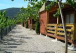 Location vacances Rótova - Cabañas y Bungalows La Falaguera-2