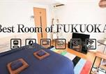 Location vacances Fukuoka - Airsapo Apartment in Haruyoshi As120-1