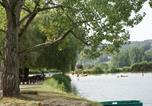 Camping avec WIFI La Chapelle-Aubareil - Camping Domaine du Lac-4