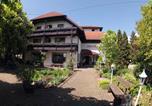 Hôtel Waldshut-Tiengen - Gasthof Küssaburg-3