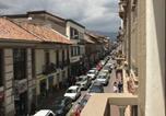 Hôtel Cuenca - Hotel San Ezequiel-4