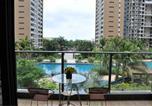 Location vacances Sanya - Sanya Dream Corridor Seaview Apartment-4
