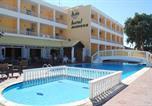 Hôtel Θιναλίο - Hotel Mimosa-4