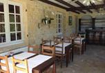 Hôtel Limeuil - Hôtel-Restaurant Vézère Lodge-1