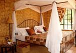 Location vacances Karatu - Octagon Lodge-4