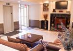 Hôtel Jacksonville - Econo Lodge Jacksonville-4