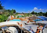 Camping avec Quartiers VIP / Premium Sarzeau - Castel Le Manoir De Ker an Poul-3