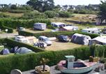 Camping avec Bons VACAF Louannec - Camping du Port - Landrellec-2