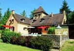 Location vacances Florimont-Gaumier - Maison Les Bois-1