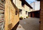 Location vacances Aldeanueva de Ebro - La Casona de Aldealobos-1