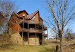 Location vacances Sevierville - Papa Bear Lodge - 565 Cabin-2
