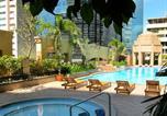 Location vacances Makati City - Studio With Balcony Salcedo Makati-2