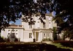 Location vacances Monts - Appartement du Château du Grand Bouchet-1