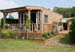 Location vacances Boarnsterhim - Holiday home Chalet Veranda-2