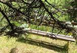 Location vacances Tesero - Volpe Rossa - Masi di Cavalese Appartamento-1