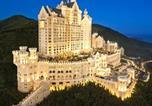 Location vacances Dalian - The Castle Apartment, A Luxury Collection Hotel, Dalian-1
