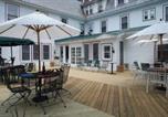 Hôtel Springfield - Fullerton Inn & Restaurant-3