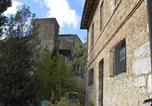 Location vacances San Quirico d'Orcia - Holiday Home Casa Frontoni-2