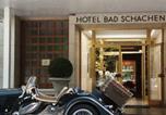 Hôtel Wasserburg am Bodensee - Hotel Bad Schachen-4