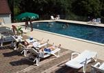 Camping  Acceptant les animaux Lot - Camping La Garrigue-1