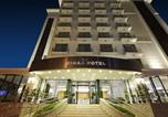 Hôtel Μυτιλήνη - Ayvalik Cinar Hotel-1