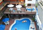 Hôtel Acapulco - Hacienda Maria Eugenia-1