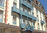 Hôtel Deauville - Résidence Pierre & Vacances Le Castel Normand-3
