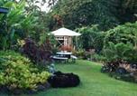 Location vacances Kapaa - The Secret Garden Room-3