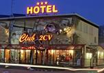 Hôtel Koszalin - Hotel 2cv