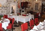 Hôtel Ponet-et-Saint-Auban - Restaurant Nouvel Hôtel-Les Jeunes chefs-3