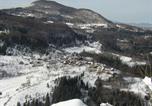 Location vacances Ravna Gora - Holiday Home Hidden Village in Gorski kotar-1