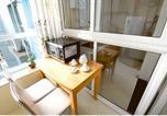 Hôtel Yantai - Yantai Sweetome Vacation Aparthotel - Yindu Fortune Center-1
