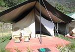 Camping avec Piscine Inde - Indus Resort Harideep Vatika Rishikesh Hills-2