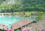 Location vacances Iseltwald - Apartments Chalet Burg-4