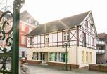 Hôtel Warendorf - Boardinghouse Marienlinde-1