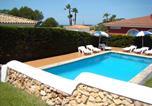 Location vacances es Migjorn Gran - Villa Jardín 154 Torre Soli Nou-1