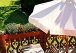 Hôtel Anould - Les Jardins De Sophie-3