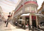 Location vacances Málaga - Apartamentos Calle Larios-1