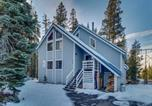 Location vacances Grass Valley - Hillside Forest View Complete Cabin-2