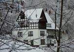 Location vacances Schmallenberg - Holiday home Am Kurpark-1
